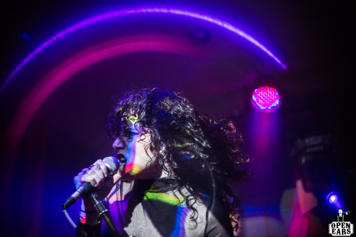 BACKSTAGE PASS: ZALE 'Eye See You' Physical Album Release Show @ Aisle 5