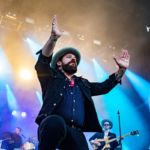 Nathaniel Rateliff at Sloss Fest 2017 in Birmingham, Alabama