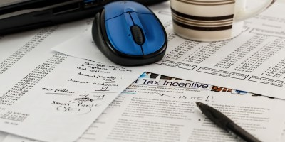 business tax investment