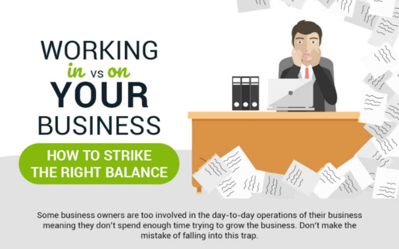 How to Strike Right Business Balance