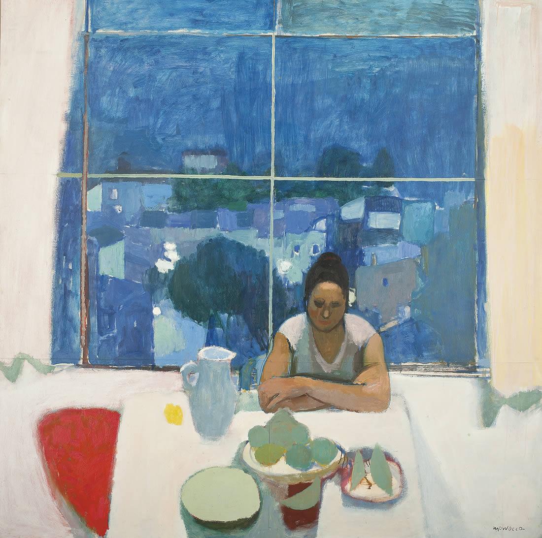Alberto Morrocco OBE 19171998  Open Eye Gallery