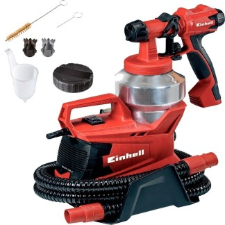 Equipo de Pintura EINHELL Splete Electrico Ideal Latex 700 Watts TC-SY700