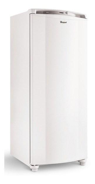 Freezer Vertical Whirlpool 260lts Blanco Wvu27d1