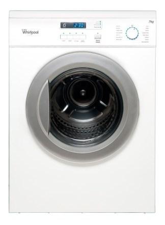 Secarropas Por Calor Whirlpool Wsr07sb 7kg C/ Frontal Blanco