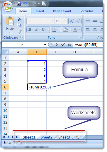 What is Microsoft Excel Used For? A Brief Introduction | OpenGate ...