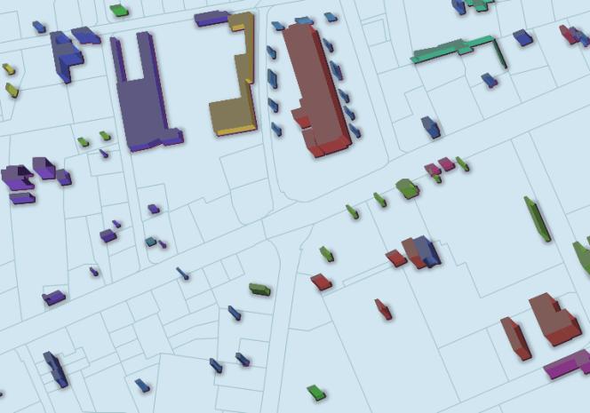 2.5D rendering