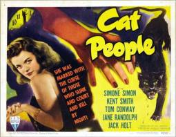 34. Cat People