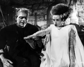 42. The Bride of Frankenstein