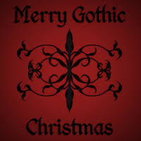 merry gothic xmasimages