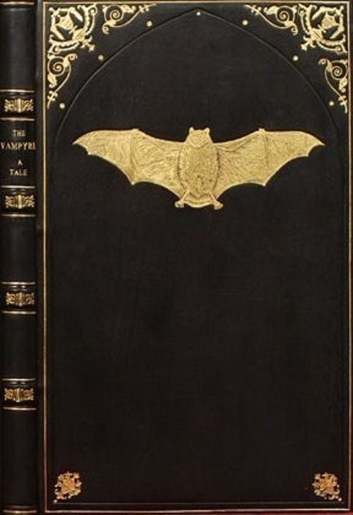 First edition of Polidor's The Vampyre