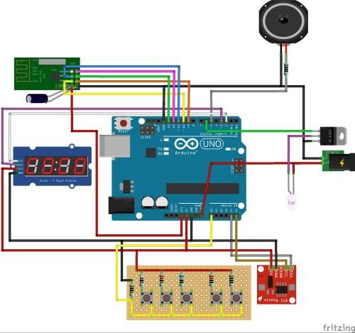 small resolution of smart alarm clock openhardware io enables open source hardware innovation