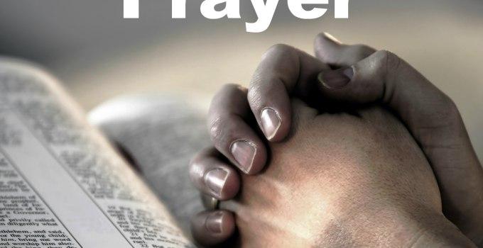 RCCG Prayer Point
