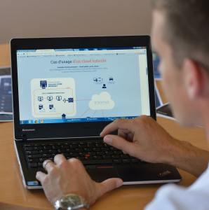 hébergement cloud d'applicatifs métier