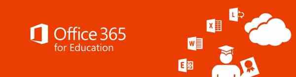 Microsoft 365 Education pour les écoles et universités pour collaboration professeurs et étudiants