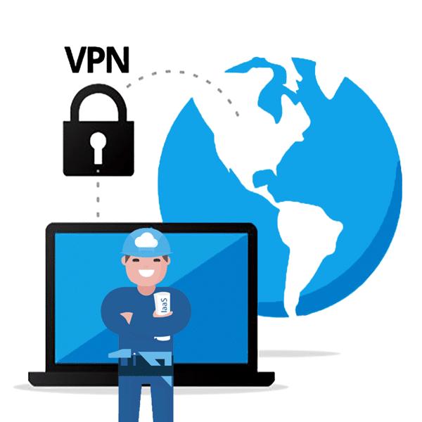 Réseaux Cloud VPN pour entreprise
