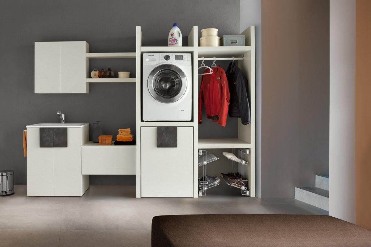 Arredo bagno moderno rcr space lavanderia 00