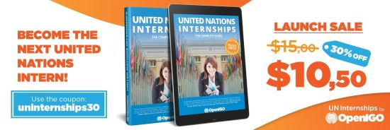 UN Internships eBook