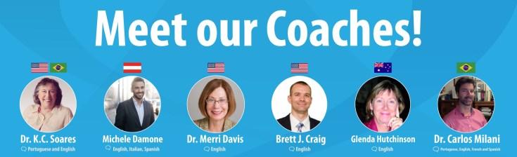 Meet our coaches