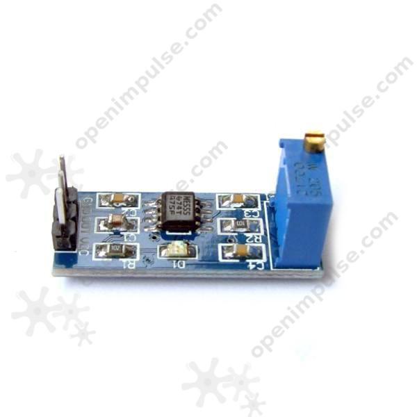 Ne555 Missing Pulse Detector Circuit Diagram And Datasheet