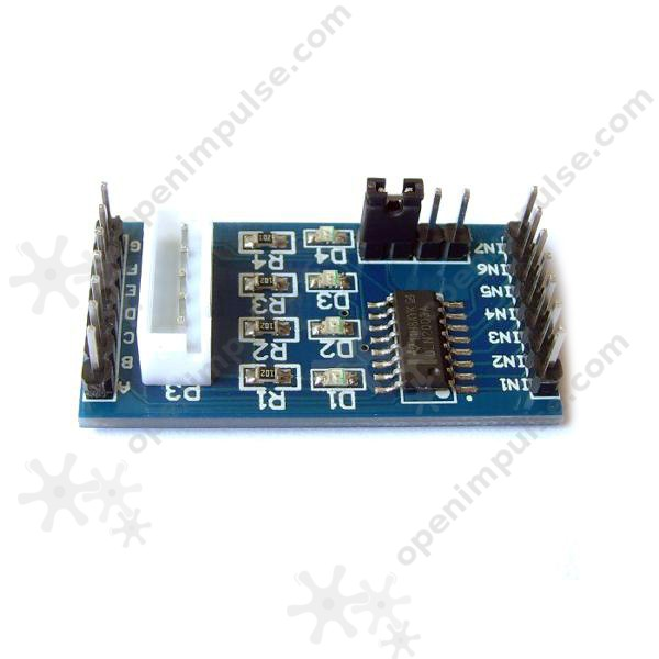 Stepper Motor Controller 555 Stepper Motor Datasheet