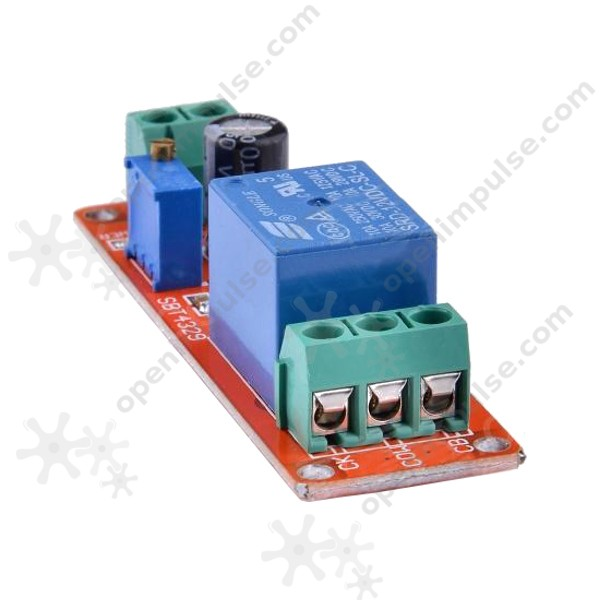Menu 555 Timer Mono Stable One Shot Circuit The Circuit Below