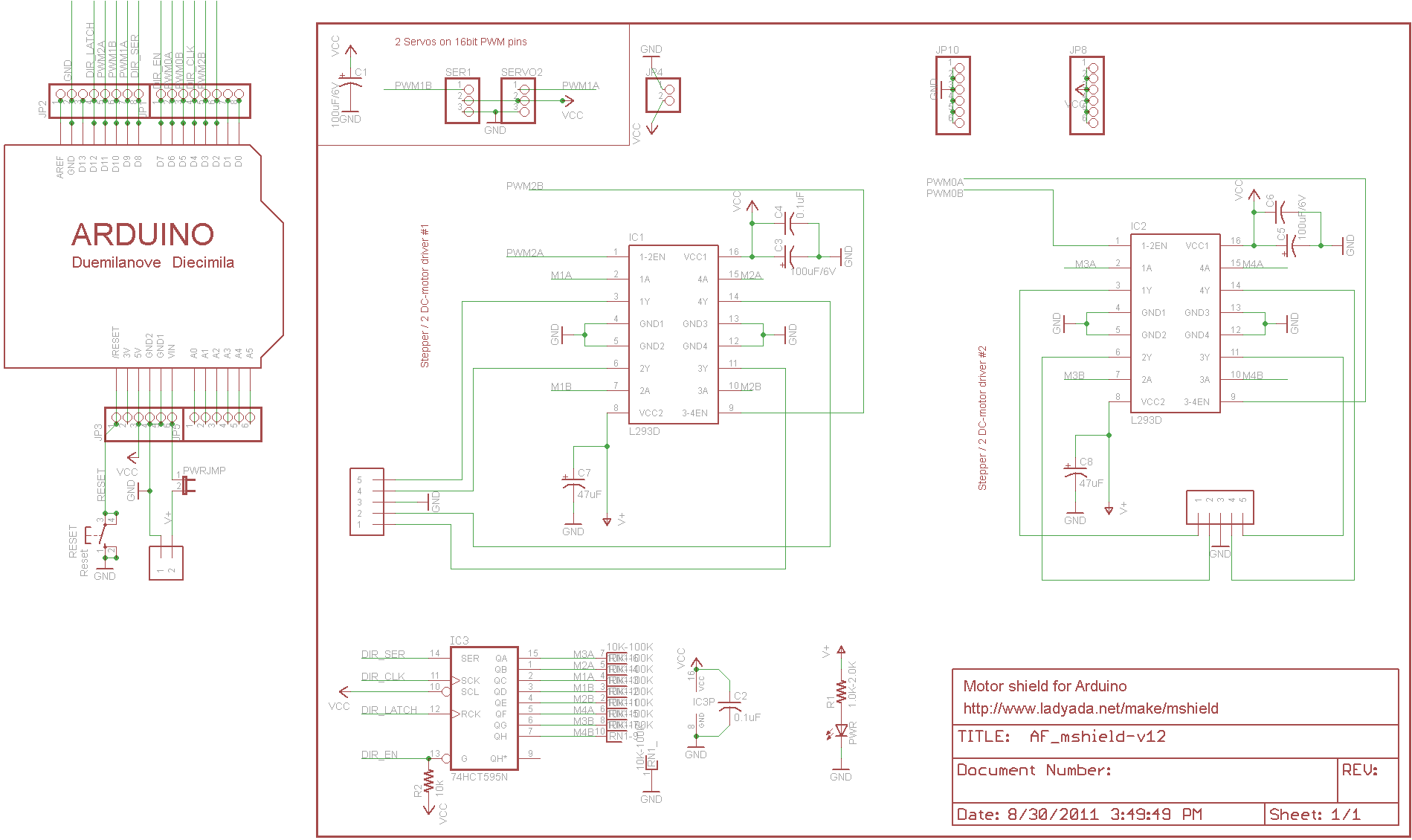 hight resolution of motor shield v12 schematic diagram png