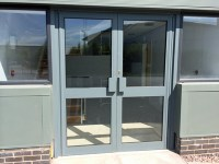 Aluminium shop fronts and glass shopfronts in Leeds ...