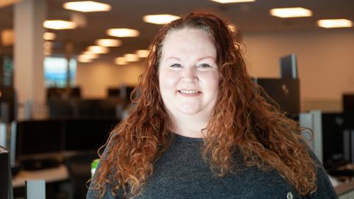 Rhonda Johnson, Duty Manager, Operations