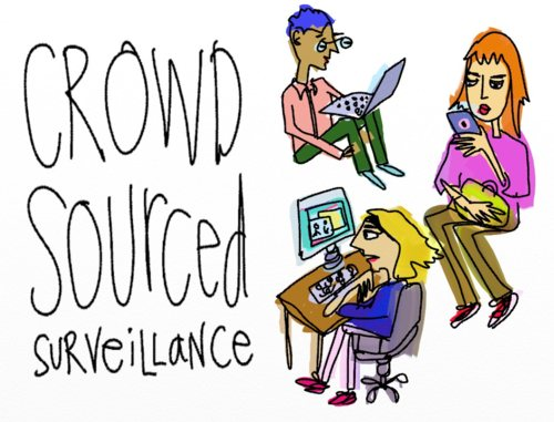 Margaret Hagan - crowd sourced surveillance