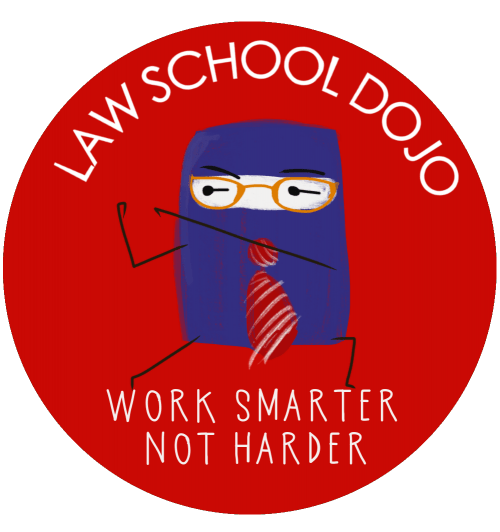 INsignia - Law school dojo - works smarter not harder