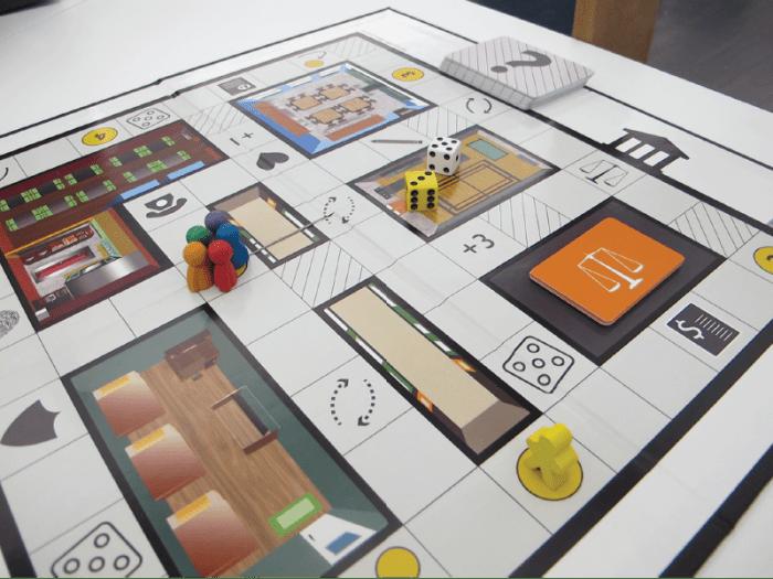 Game design - legal game - Toma El Paso - Make a Move 3