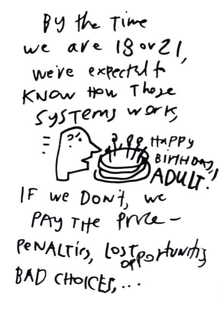 Wise Design - happy birthday adult