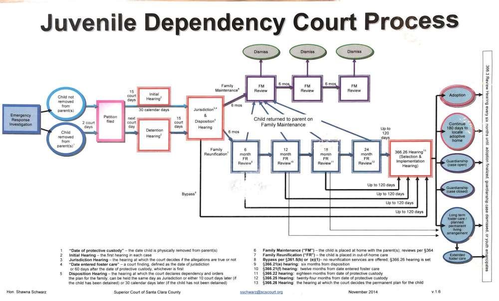 medium resolution of legal visuals juvenile dependency