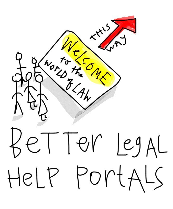Next Generation Legal Services - better legal help portals