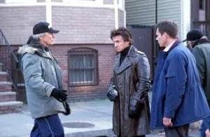 con Sean Penn e Kevin Bacon Mystic River