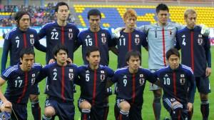 Japanese football squad