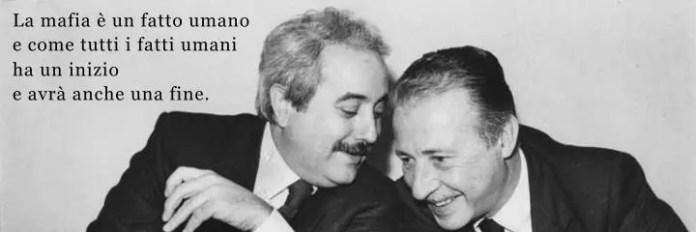 Falcone e Borsellino Cosa Nostra