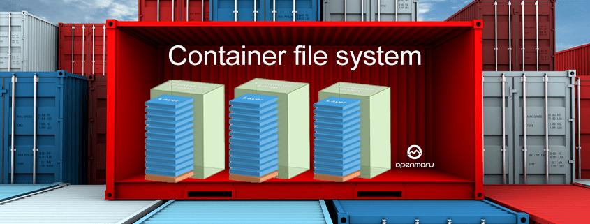 컨테이너 파일 시스템