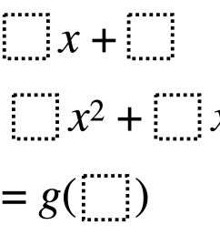 Function Notation   Open Middle® [ 814 x 1634 Pixel ]