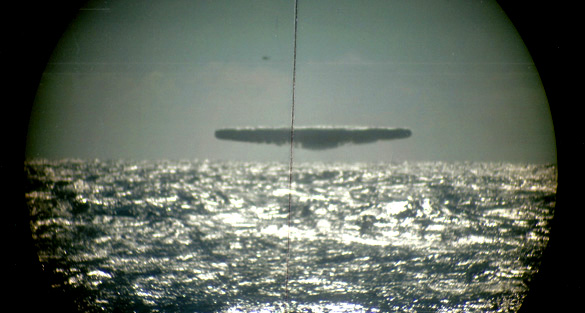 Navy Arctic UFO photos {source: openminds.tv}