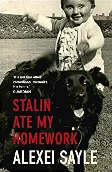 stalin ate my homework cover