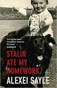 stalin ate my homework cover