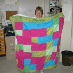 Odette's Newest Quilt