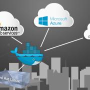 Docker with_AWS, Azure,GCP