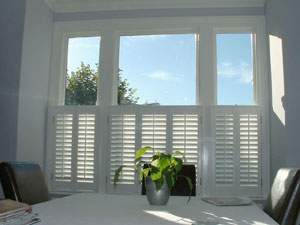Specialist Supplier Of Window Shutters Fitted DIY Or Trade