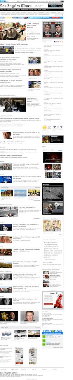 LA times browser screen shot resized