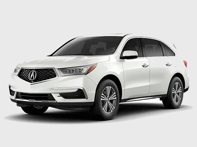 Lease a 2019 Acura MDX SH AWD  Open Road Acura of East