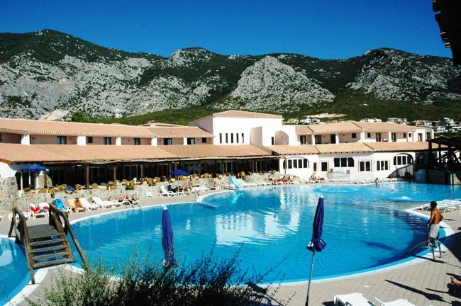 Hotel Cala Gonone Beach Village  Cala Gonone