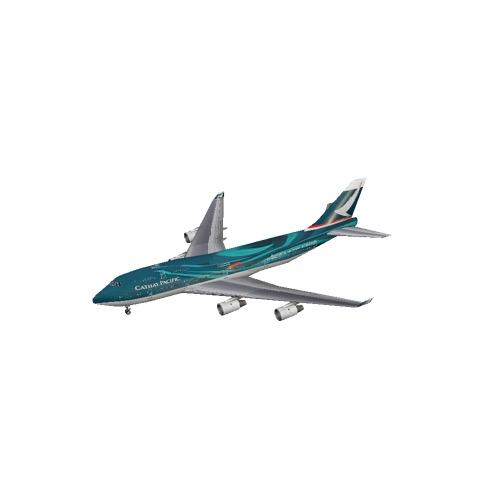 """» B747-400 Cathay Pacific """"Hong Kong"""""""