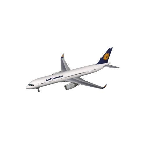» B757-200 Lufthansa